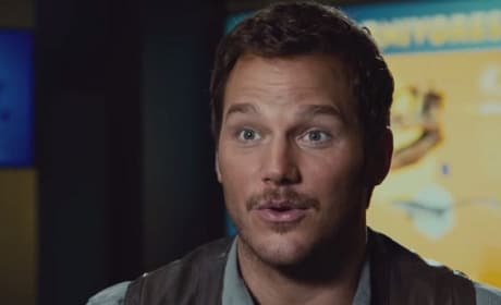 Chris Pratt Jurassic World Featurette