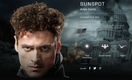 X-Men Days of Future Past Sunspot Bio Banner