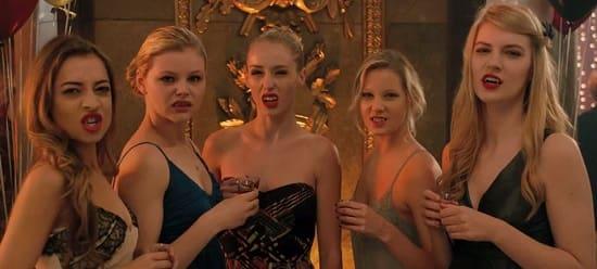 Vampire Academy Cast Photo