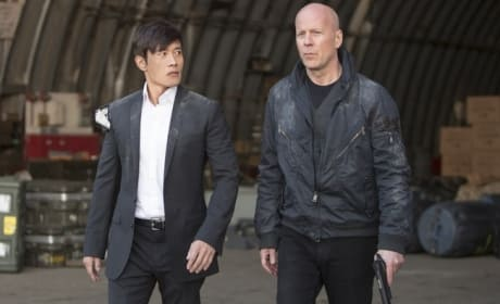 Red 2 Bruce Willis Byung-hun Lee
