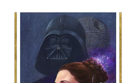 Star Wars Poster: The Last Princess of Alderaan