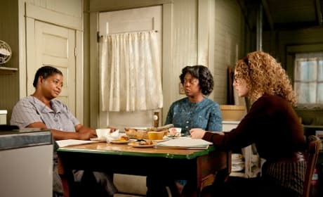 Oscar Watch: The Help is Heaven