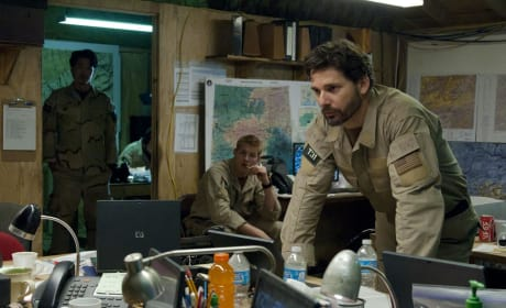 "Lone Survivor: Eric Bana on ""Balancing Act"" of Telling True Story"
