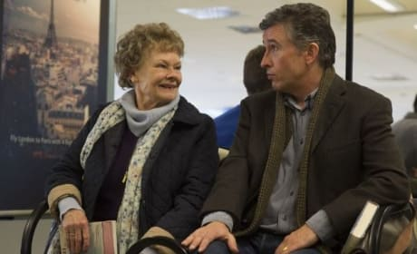 Philomena Judi Dench Steve Coogan
