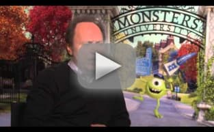 Billy Crystal Exclusive Interview -- Monsters University