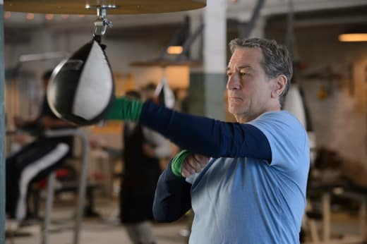 Sylvester Stallone Grudge Match
