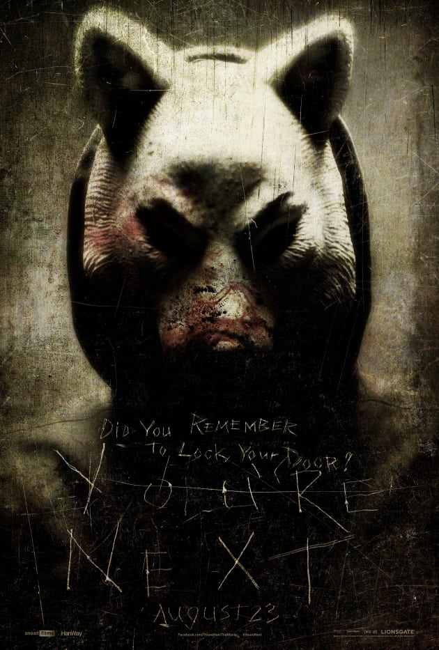 You're Next Wolf Poster