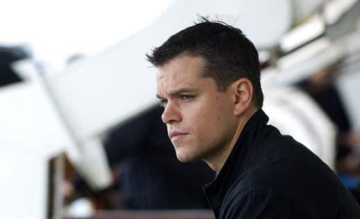 Matt Damon is Jason Bourne