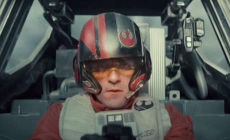 Star Wars: The Force Awakens X-Wing Fighter Pilot
