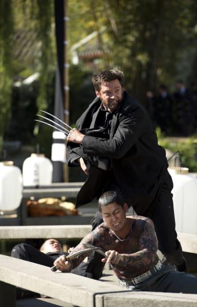 Hugh Jackman Stars in The Wolverine