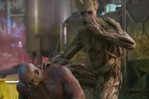 Guardians of the Galaxy Character Groot