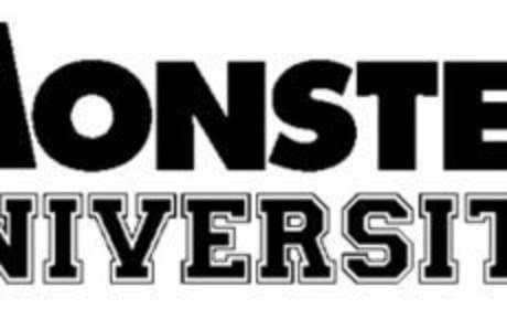Monsters University  Logo