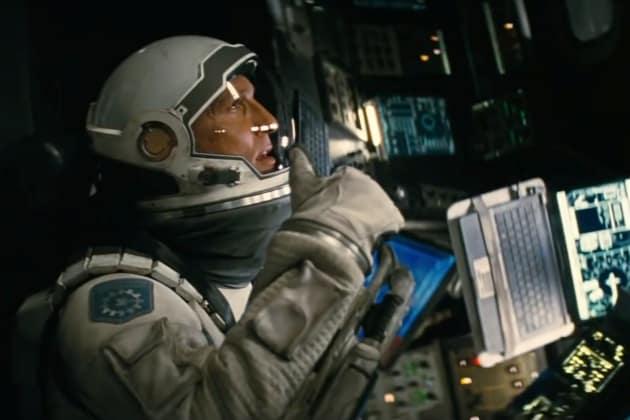 Matthew McConaughey Interstellar Photo Still