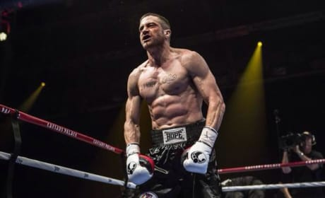 Southpaw First Photo: Jake Gyllenhaal Gets Ripped!