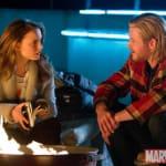 Natalie Portman & Chris Hemsworth Star in Thor