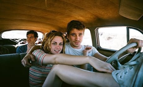 First Look: Kristen Stewart & Garrett Hudland in On The Road