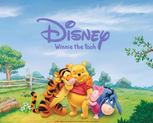 Winnie the Pooh Promo