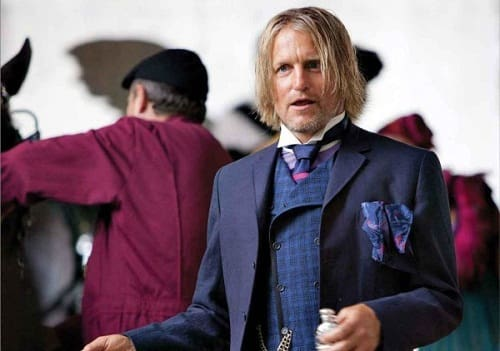 Hunger Games Star Woody Harrelson