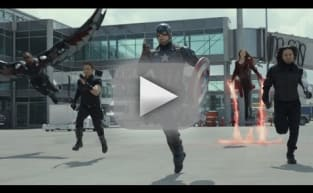 Captain America: Civil War - First Trailer has FINALLY Arrived!!!