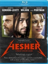 Hesher Blu-Ray