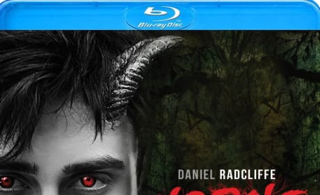 Horns DVD Review: Daniel Radcliffe Does the Devil!