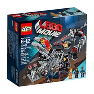 The LEGO Movie Prize Pack LEGO Box