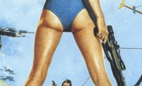 James Bond Movie Posters - Movie Fanatic