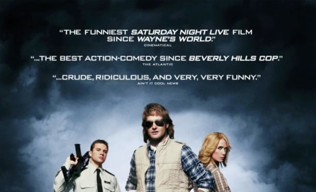 Will Forte Strikes a Pose on New MacGruber Poster!