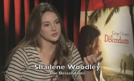 The Descendants Exclusive: Shailene Woodley on her George Clooney Hawaiian Adventure