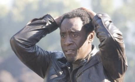 Don Cheadle is a Traitor