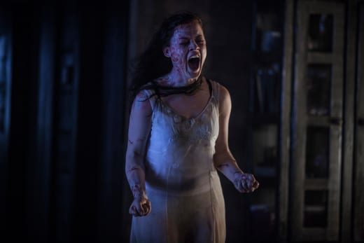 Jane Levy Evil Dead Still