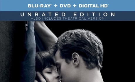 Fifty Shades of Grey DVD Review: Ramping Up the Sexiness