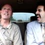 Borat Driving Instructor
