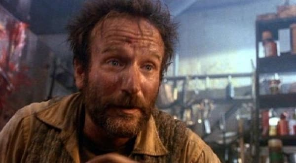 The Fisher King Robin Williams
