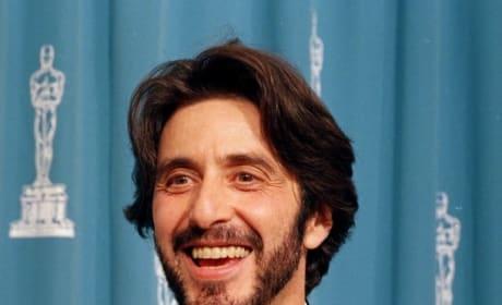 Al Pacino Wins Oscar