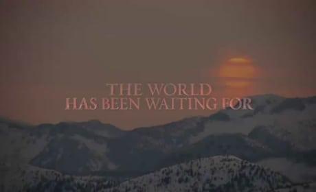 Breaking Dawn: New TV Spot Debuts!