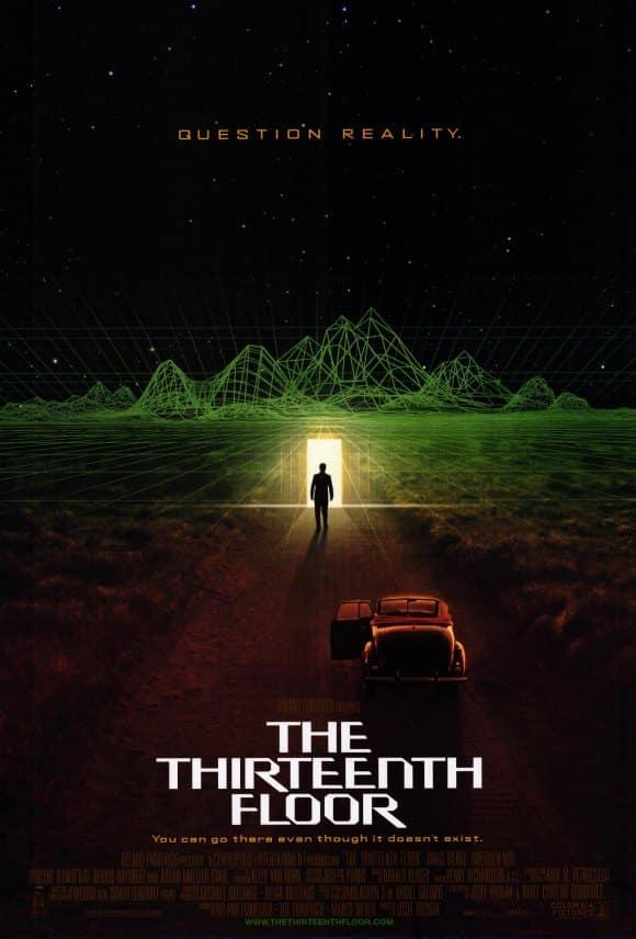 The Thirteenth Floor Poster