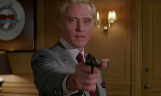 Max Zorin in A View to a Kill