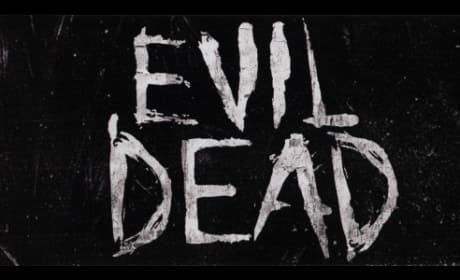 Evil Dead Green Band Trailer: Where's all the Gore?
