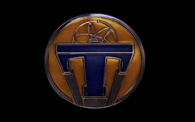 Tomorrowland Teaser Logo