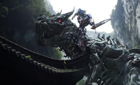Transformers Age of Extinction Trailer: First Look at Dinobots!