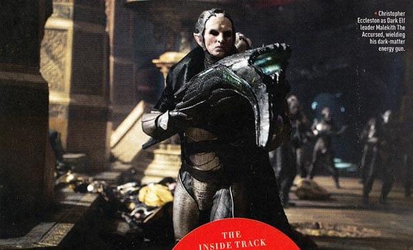 Thor The Dark World Christopher Eccleston