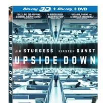 Upside Down DVD/Blu-Ray