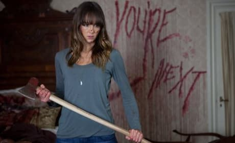 You're Next Review: Home Invasion Horror Scores a Gotcha!