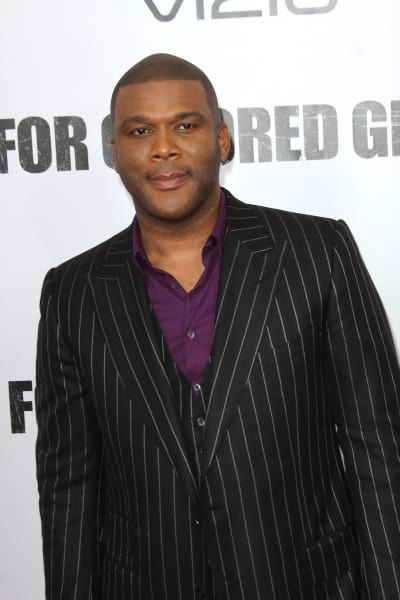 Writer/Director Tyler Perry