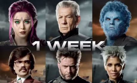 X-Men Days of Future Past Instagram Teaser