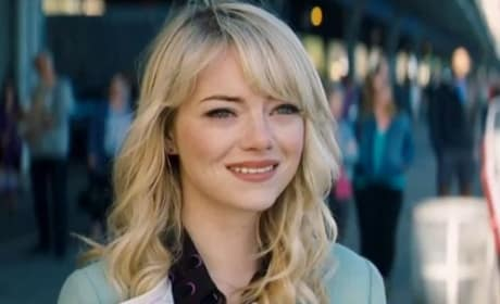 The Amazing Spider-Man 2: Gwen & Peter in Love Featurette!