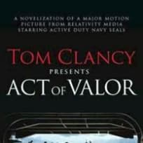 Act of Valor Prize Pack: Book