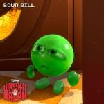 Sour Bill Wreck-It Ralph