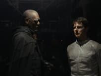 Oblivion Morgan Freeman Tom Cruise